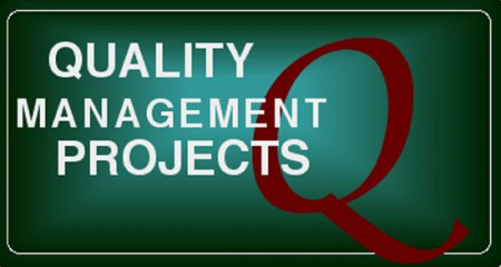 serves to illustrate that Quality projects can be handled by the method